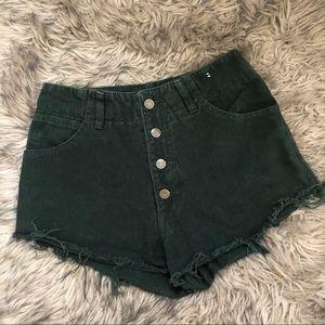 Just USA High-Waisted Shorts
